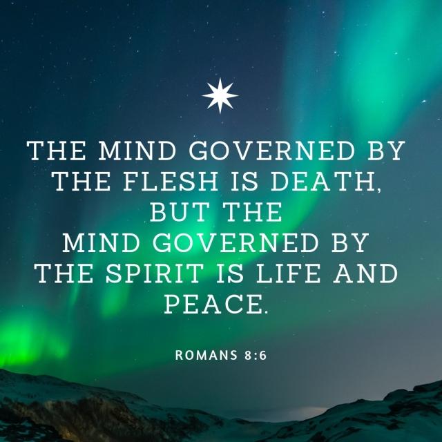 Romans 8.6